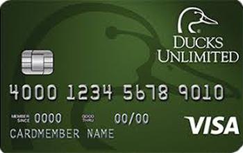 Ducks Unlimited Card